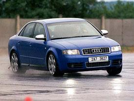 Audi S4 – první jízdní dojmy