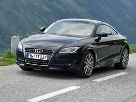Audi TT – první jízdní dojmy