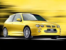 První MG s turbodieselem