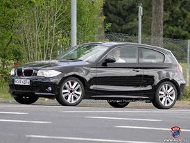 Spy Photos: třídveřové BMW 1 bez maskování + 135i