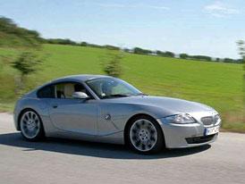 První jízdní dojmy: BMW Z4 3.0i Coupé
