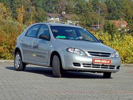 Chevrolet Lacetti: první jízdní dojmy
