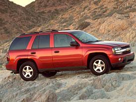 Chevrolet Trailblazer pravděpodobně definitivně skončí