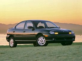 Chrysler Neon za 450 tisíc: tichý Američan