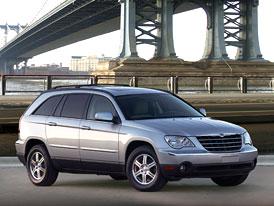 Chrysler Pacifica skončí bez nástupce