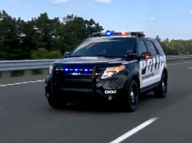 Video: Ford Police Interceptor – Taurus i Explorer v uniformě