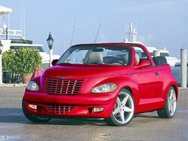 Chryslery PT Cruiser Cabrio i SUV jsou na cestě