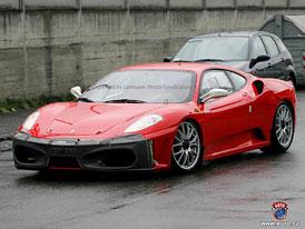 Spy Photos: Ferrari F430 Challenge Stradale