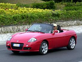 Facelift pro Fiat Barchetta