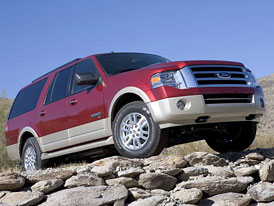 Ford Expedition: obr po plastice