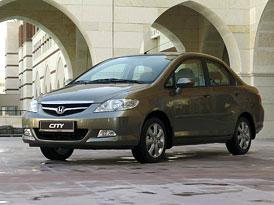 Honda City: první jízdní dojmy