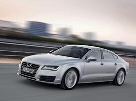 Audi A7 Sportback quattro: Nové fotografie
