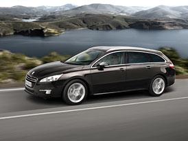 Český trh v únoru 2011: Mondeo v čele dovozové střední třídy, Peugeot 508 v TOP5