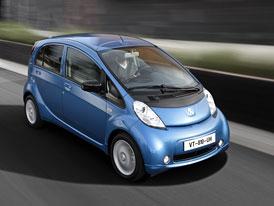 Peugeot i0n bude elektromobilem pro každodenní použití