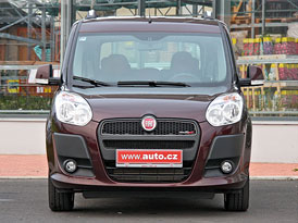Fiat Doblo Autocarro: Náklaďáček od Fiatu se představí na IAA