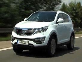 Video: Kia Sportage – Třetí generace kompaktního SUV