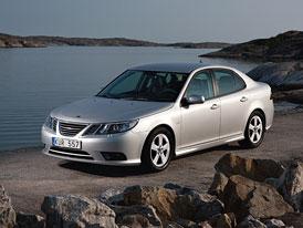 Saab 9-3 model 2011 dostane jen dvojitě přeplňované turbodiesely