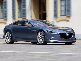Mazda Shinari: Bella Mashina (nové fotografie)