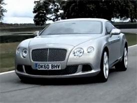 Video: Bentley Continental GT 2011 – Modernizace designu i techniky