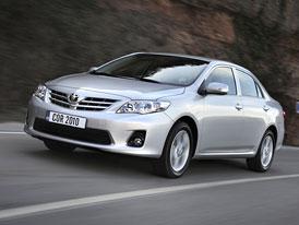Toyota Corolla 2010: Ceny začínají na 349.900,-Kč
