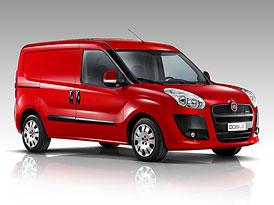 Fiat Professional Natural Power: Řada modelů na CNG se rozrůstá
