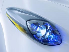 Nissan v Pa��i: Koncept Townpad a nov� modely pro Evropu