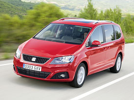 SEAT Alhambra na českém trhu: Přichází 4x4 a nový základní diesel