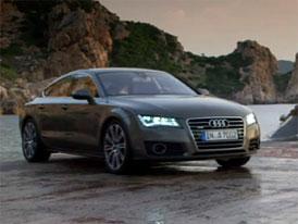 Video: Audi A7 Sportback – Představení exteriéru i interiéru
