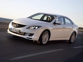 Mazda 6: Vyrobeny již 2 miliony exemplářů