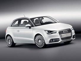 Audi A1 E-tron: S Wankelem, nebo bez?