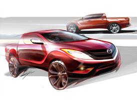 Nová Mazda BT-50 se představí v Austrálii