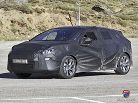 Spy Photos: Citroën C4 Break - Kombi tentokrát přijde