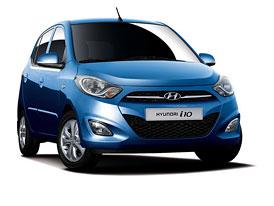 Hyundai v Paříži: Facelift i10 a flotila modelů s pohonem zadních kol