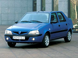 Dacia Solenza – levná novinka na trhu
