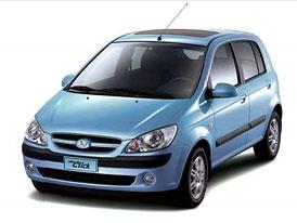 Hyundai Getz v novém již na podzim