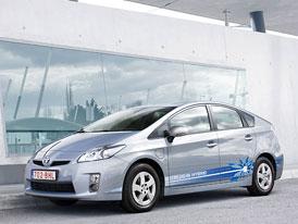 Toyota chystá šest nových hybridních modelů, v USA v roce 2012 uvede na trh dva elektromobily