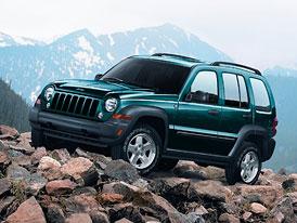 Dieselov� Jeep Liberty v USA kon��!