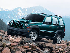 Dieselový Jeep Liberty v USA končí!