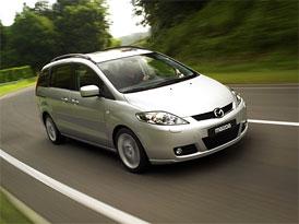 Mazda5 s pohonem všech kol pro japonský trh