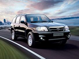 Mazda Tribute 2005: nový motor a vylepšený vzhled