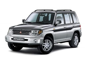 Mitsubishi: PAJERO PININ WAGON a nov� PICK-UP