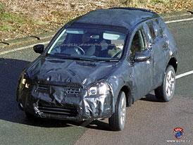 Spy Photos: Nissan SUV - první foto
