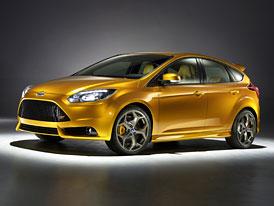 Ford Focus ST: 250koňový hot-hatch, zatím jen jako prototyp