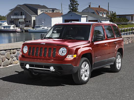Jeep Patriot: Soft-jeep nově