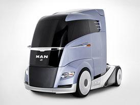 MAN Concept S: Nižší spotřeba díky aerodynamice