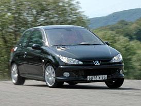 Peugeot 206 1,6 HDI: První jízdní dojmy