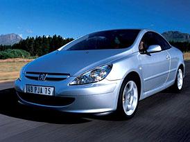 Peugeot 307 CC přišel na český trh s cenou 692.000 Kč