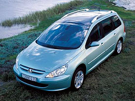 Peugeot 307 SW jde do v�roby