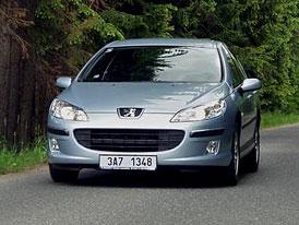 Peugeot 407: Prvn� j�zdn� dojmy!