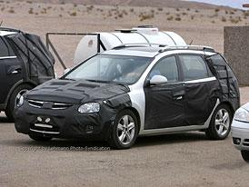 Spy Photos: nové mini MPV Hyundai